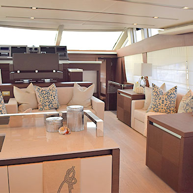 The Proper Knot Yacht Interior Design