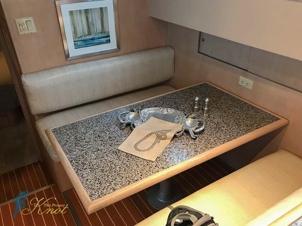 Marine Upholstery Refitting