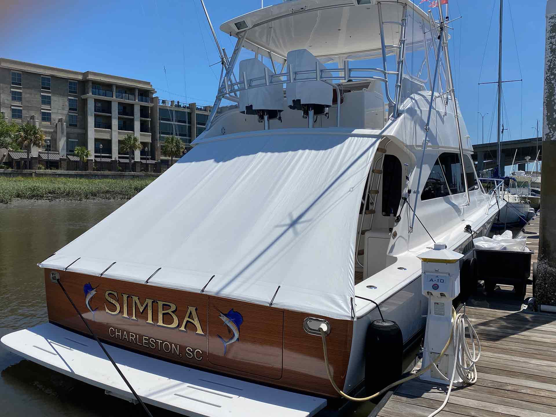 Simba 48'- Viking Sportfish